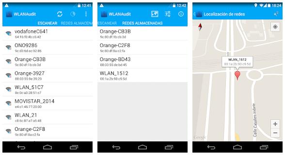 WLAN-Audit-App