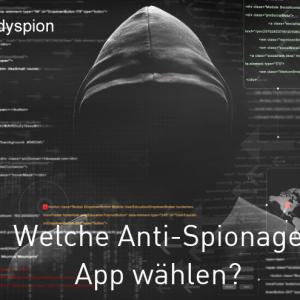 Anti Spionage App