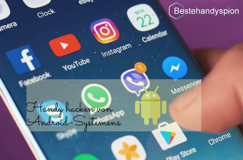 smartphone hacken mit handynummer